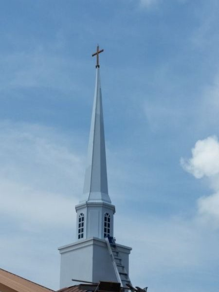 Commercial Steeple