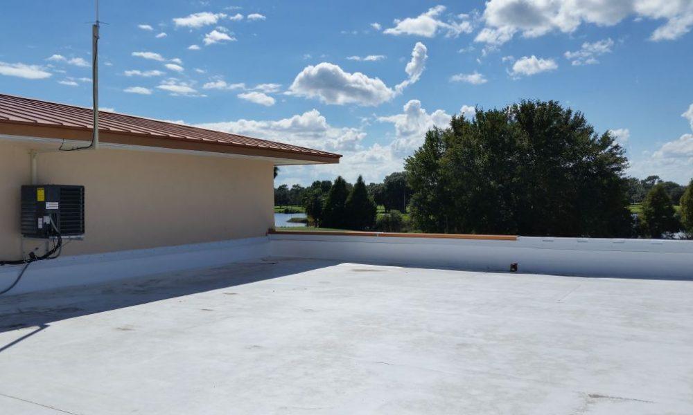 Flat Roof TPO Material